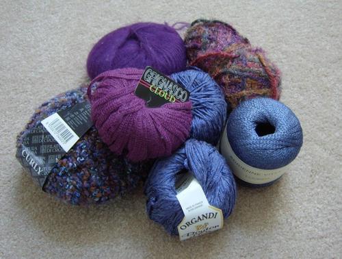Purple Grab Bag $30