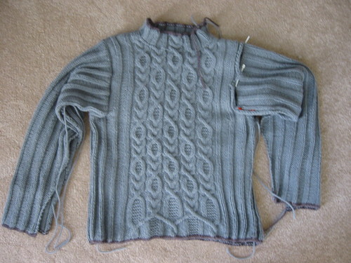 Bed and Breakfast Pullover
